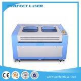 Cortadora del laser del grabado de la materia textil
