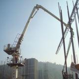de Hydraulische Concrete Pomp die van 28m de Concrete Machine van de Boom plaatsen (Pb 28A)