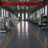 L'impianto di lavorazione del latte della mandorla lavora il carceriere alla macchina