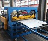 Máquina de corte de bobina de aço inoxidável de alta velocidade