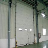 Verticale che alza i portelli industriali sezionali (HF-66)