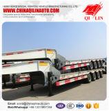 4 de Op zwaar werk berekende Aanhangwagen Lowbed van assen/Gandola Remolque