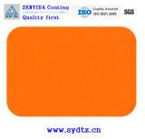 Puder Coating Paint von Orange