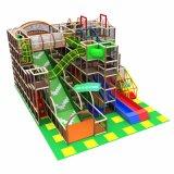 Tema Marcação Soft equipamentos de playground com parque infantil nas crianças do Parque de Diversões de Personalização de Fábrica