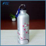 L'aluminium fait sur commande folâtre la bouteille d'eau de bouteille
