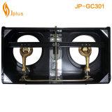 Fornello di gas popolare di vetro Tempered Jp-Gcd002
