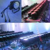 DMX étanche 14X10W par LED RGBW Stade de la porte de la lumière