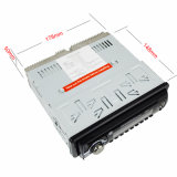 Un panel desmontable DIN coches reproductor de DVD-6002D Ts