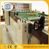Tagliatrice ad alta velocità del documento di controllo del PLC che fende e macchina di riavvolgimento