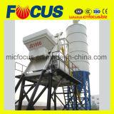 Vender Hzs caliente35 35m3/H pequeña inmóvil planta mezcladora de concreto