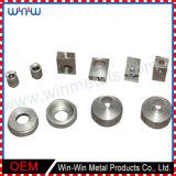 Peças feitas à máquina venda por atacado fazendo à máquina feitas sob encomenda da fábrica das peças (WW-MP002)