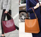 Desenhos de couro genuíno Crossbody saco de mão para as mulheres