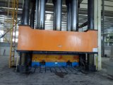 4 Coluna de Prensa Hidráulica da máquina para afolha de plástico reforçado por fibra de SMC