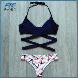 Повелительница Треугольник Swimwear износа пляжа купального костюма Swimsuit Бикини