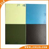 200X200 회백질 순수한 색깔 사각 세라믹 지면 벽 도와