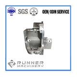 Peças fazendo à máquina do cilindro do motor do CNC do alumínio/liga de bronze/de aço/aço inoxidável