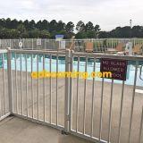 Acciaio rivestito della parte superiore piana della polvere calda di vendite che recinta per la piscina