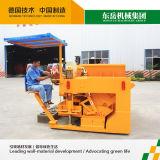 Hohle Blockgröße Maschinerie-Gruppe in der Indien-Qtm6-25 Dongyue