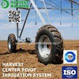 مزرعة عمليّة ريّ آلة من محور مركزيّ