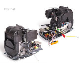 가정 사용을%s 고품질 2kw 새 모델 침묵하는 가솔린 또는 디젤 엔진 디지털 변환장치 발전기 세트