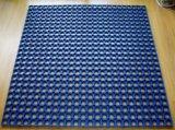 Couvre-tapis Anti-Fatigue d'étage, couvre-tapis en caoutchouc antibactériens de salon