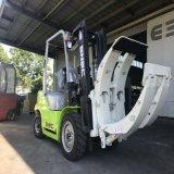 Energien-Papier-Rollenschelle-Gabelstapler des Dieselmotor-3t