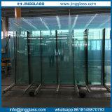 Vidrio completamente Tempered modificado para requisitos particulares de 3-19m m para el balcón de la escalera de la barandilla