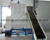 50kg saco de cimento automático disjuntor com rosca transportadora