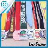 Медали чемпионата Cheerleading высокого качества выигрывая самой лучшей команды