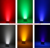 12PCS 15W RGB 3in1 indicatore luminoso impermeabile/esterno del LED di PARITÀ con la luce intermittente