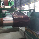 Dach-Platten-Farbeüberzogener Galvalume u. galvanisierte Stahlring 0.30*960