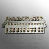 삼상 전기 미터 (MLIE-TB001)를 위한 DIN 끝 구획