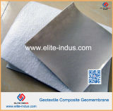 200g 1.0mm 200g HDPE Composite Smooth Geomembrane und Geotextile