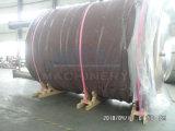 Jacketedステンレス鋼の貯蔵タンク