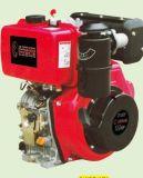 Enige Cilinder, Lucht Gekoelde Dieselmotor 4stroke