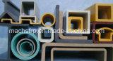 Perfis de Fiberglass/FRP Pultruded com resistência da corrosão & de impato