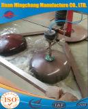 Testa servita ellittica di ASME per il contenitore a pressione