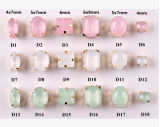 Crystal operato Stones Strass con Claw Settings
