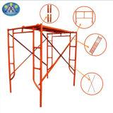 柔軟性の建設用機器鋼鉄Hフレームの足場ボード