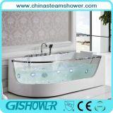 Современные ванные комнаты с джакузи Ванна с окном (KF-652)