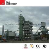 Planta de mezcla caliente del asfalto de la mezcla de 200 t/h para la construcción de carreteras