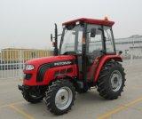 Foton Lovol 4WD 50 HP Trator Agrícola com marcação e União EPA