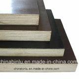 La película enfrenta la madera contrachapada fabricante de China