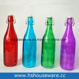 1000ml (1L) per la bottiglia di vetro colorata vino di Julice dell'acqua