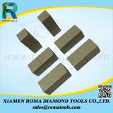 대리석을%s 다이아몬드 세그먼트, Romatools에서 석회석 절단