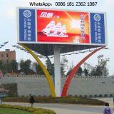 P10 Die-Casting Cabient Display LED em Cores exteriores sinais