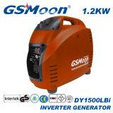 Course 1.2kVA 4-230V Alimentation de l'Essence Gaz Générateur Inverter numérique