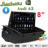 De Speler van de Auto DVD van Carplay van Hualingan voor A3 GPS Audi Digitale TV BT van de Navigatie kan per bus vervoeren decodeert Doos