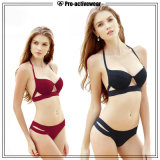 Soem passen Frauen Gilr Breathable Swimauit Bikini an