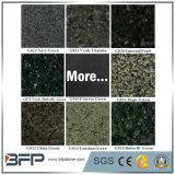 Laminado de China / Negro Sólido Blanco / Verde Azul piedra de granito para la barra superior / /